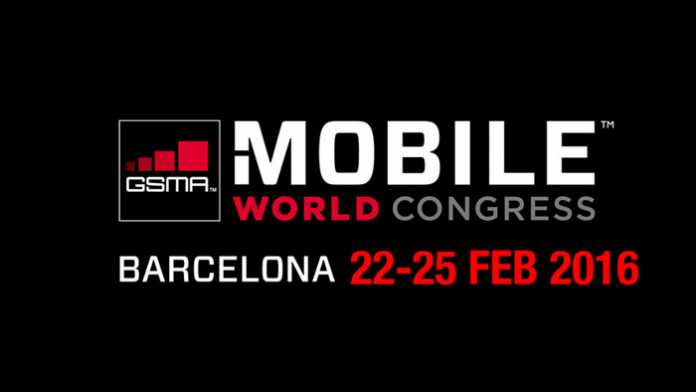 Mobile World Congress 2016 Barcelona logotip