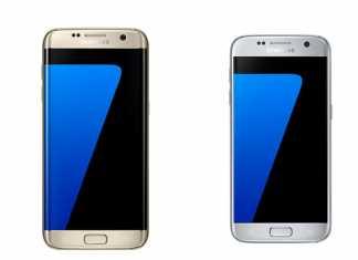 Galaxy S7 edge i Galaxy s7