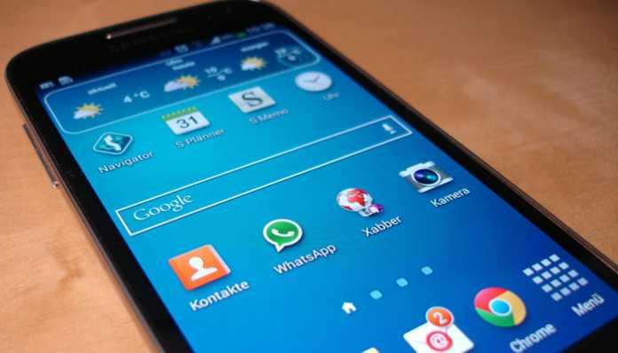 Whatsapp na pametnom telefonu