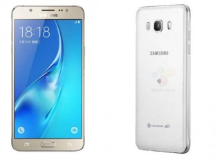 Galaxy J7 (2016) press renderi