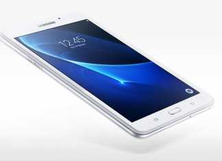 Samsung Galaxy Tab A bijeli