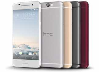 HTC One A9 boje uređaja