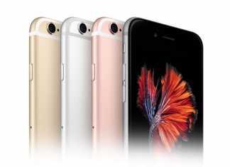 iPhone 6s u raznim bojama