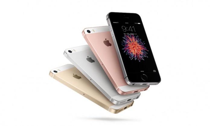 iPhone SE boje uređaja