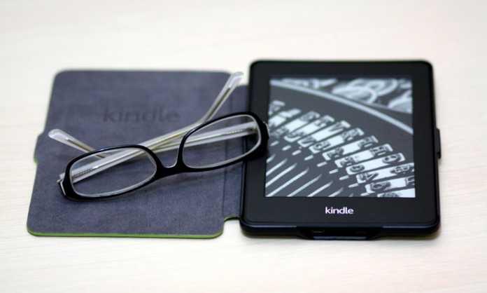 amazon kindle čitač e-knjiga