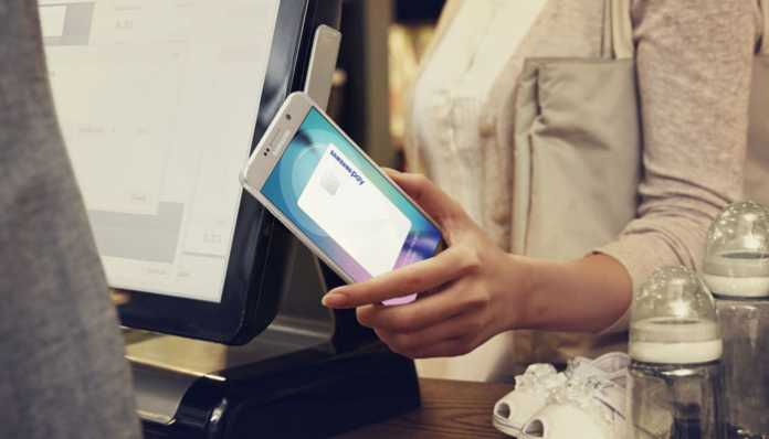 Galaxy Note 5 plaćanje Samsung Pay uslugom