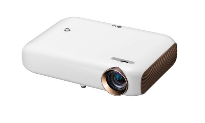 LG PW1500 Projektor