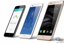 Huawei Honor 5C prednja strana mobitela