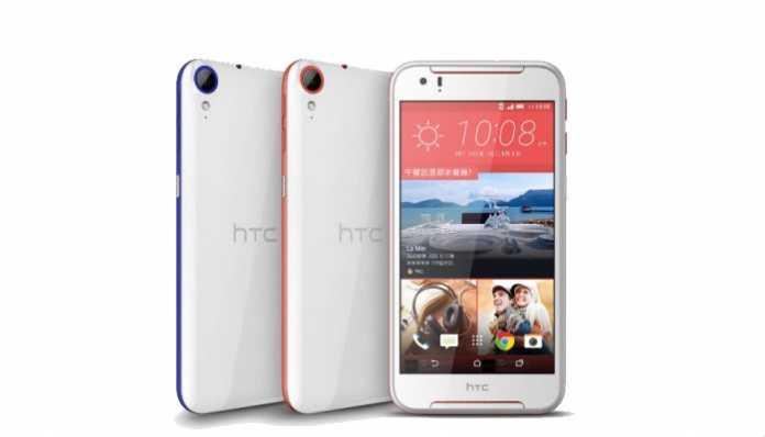 HTC Desire 830 ekran i stražnji dio