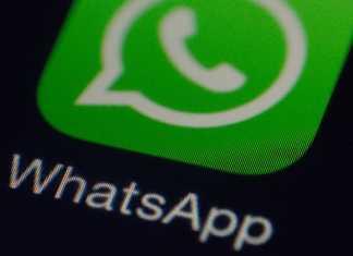 whatsapp na ekranu mobitela