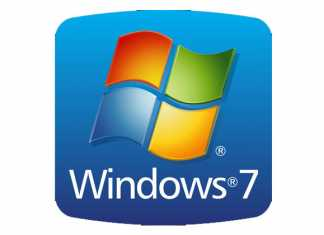 Windows 7 logotip