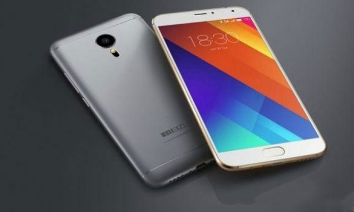 Meizu MX6 sivi i bijeli model