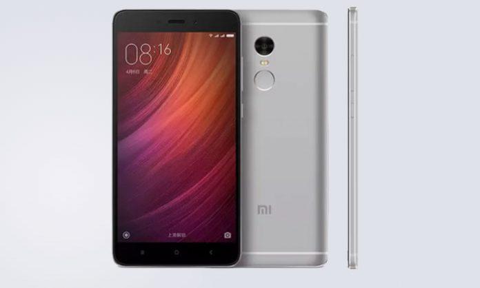 Xiaomi Redmi Note 4 dizajn pametnog telefona