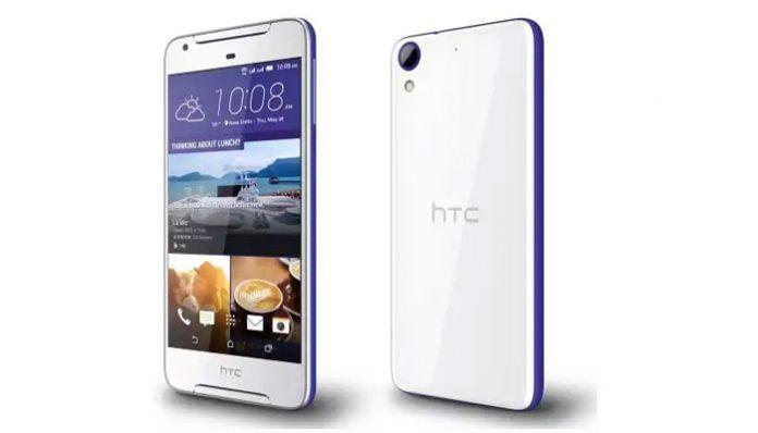 Cobalt White HTC Desire 628