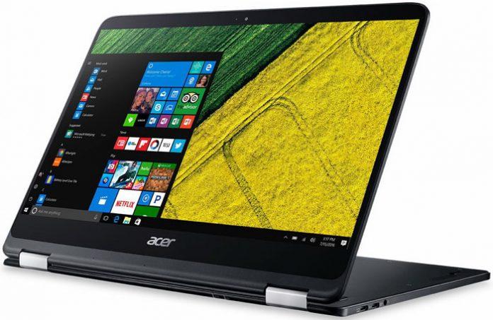 konvertibilni laptop Acer Spin 7
