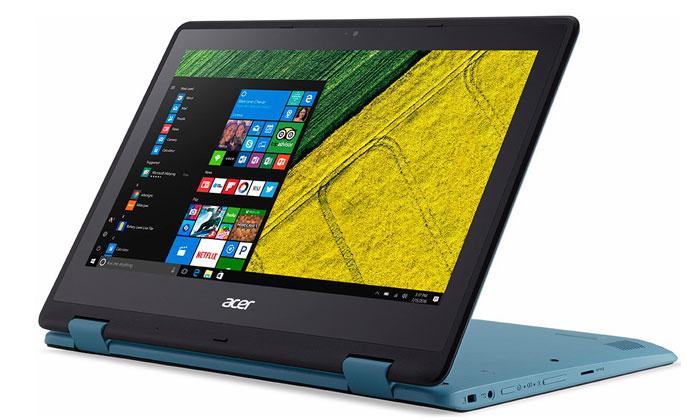 acer spin 7 konvertibilni laptop