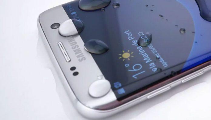 Samsung Galaxy pametni telefon dizajn