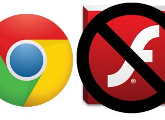 Adobe logo i Google Chrome logo