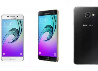 Samsung Galaxy A3, A5 i A7 pametni telefoni