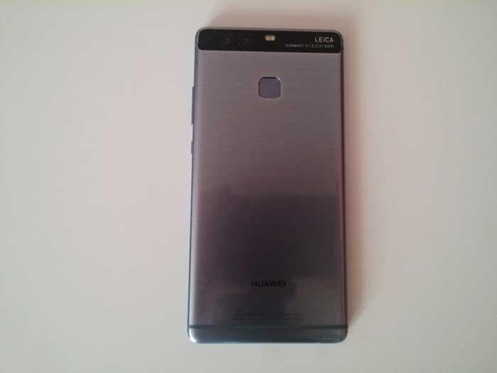 Huawei P9 stražnja strana telefona