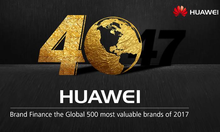 Huawei 40 brand na svijetu