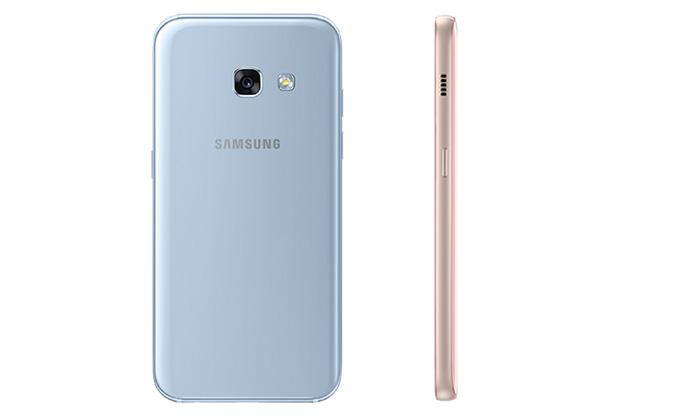 Samsung Galaxy A3 plavi stražnji dio telefona