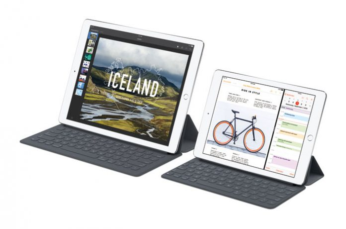 iPad Pro verzije