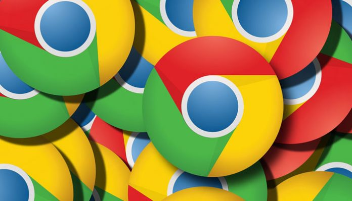 Google Chrome logotipi