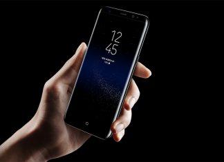 Novi Samsung Galaxy S8 u ruci