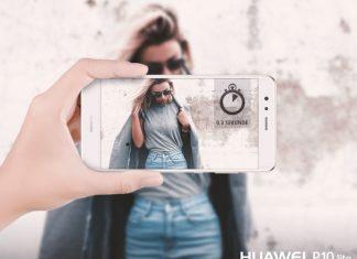 Huawei P10 Lite bijeli