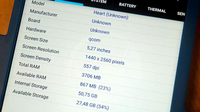 Tehničke specifikacije Nokia 9
