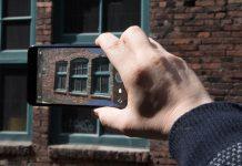 HTC U11 u ruci snima kamerom