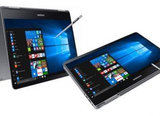 Samsung Notebook 9 Pro tablet način rada