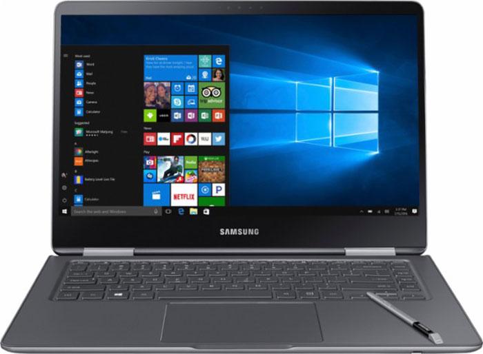 Samsung Notebook 9 Pro laptop način rada