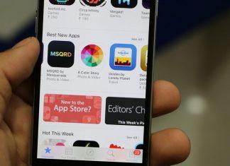 App store na iPhoneu