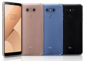 LG G6 plus mobitel