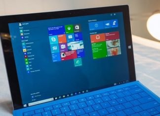 Windows 10 S na Microsoft Surface PRO