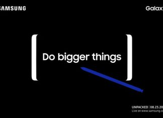 Galaxy Note 8 predstavljanje Do better things u New Yorku