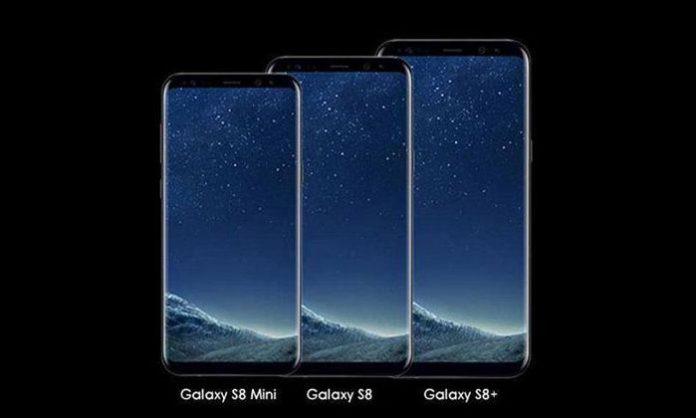 Samsung Galaxy S8 mini, S8 i S8 plus