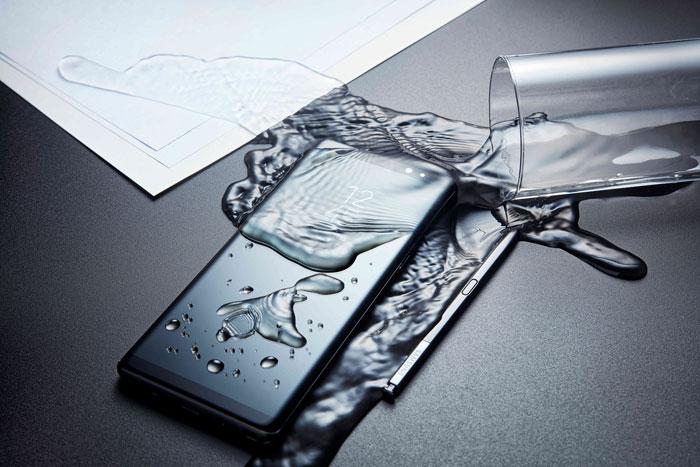 vodootopornost