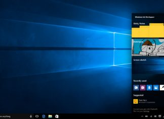 Windows 10 start ekran