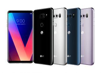LG V30 serija telefona