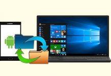 Android Windows transfer podataka