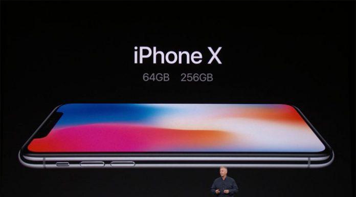 Tim Cook predstavlja iPhone X