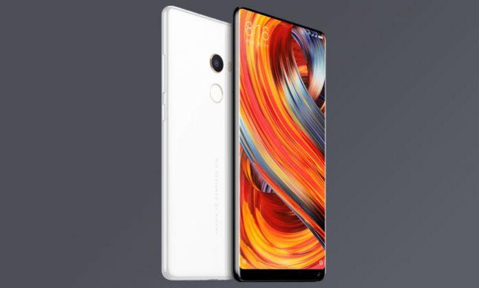 Xiaomi Mi Mix 2 bijeli special editon