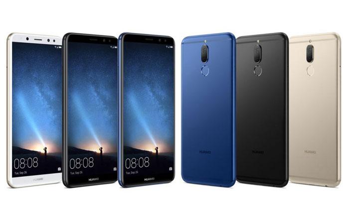 Huawei Mate 10 Lite izgled telefona