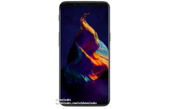 OnePlus 5T prednjica telefona