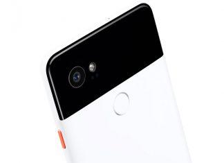 Pixel 2 otraga