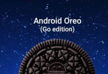 Android Oreo Go editon