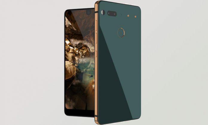 Essential Phone dizajn